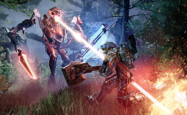 The Surge 2 Gamescom 2018 Gameplay Trailer Teases Snappy