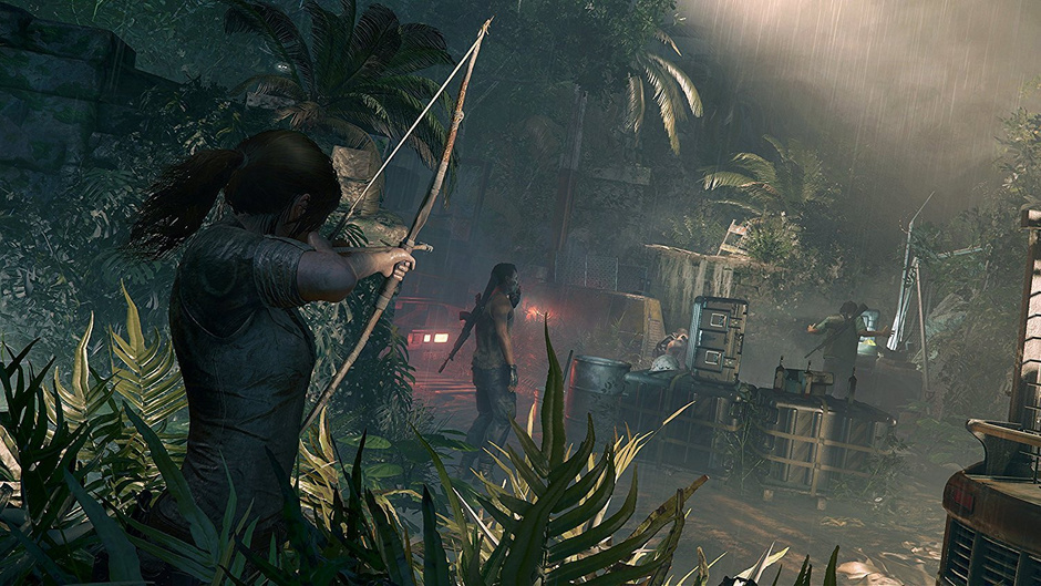 Shadow Of The Tomb Raider Ancient Aqueduct Challenge Tomb Guide VG247