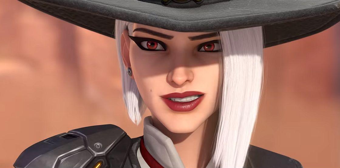 Overwatch New Hero Ashe And Her Omnic BOB Now Playable