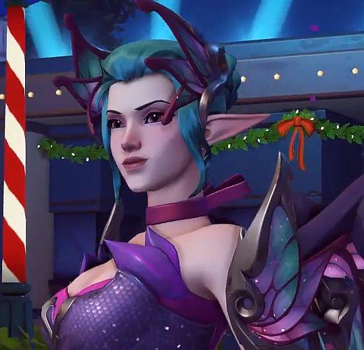 Check Out These Overwatch Winter Wonderland 2018 Skins