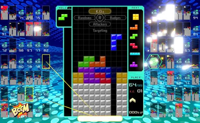 Tetris 99 Tips And Tricks For Beginners Vg247