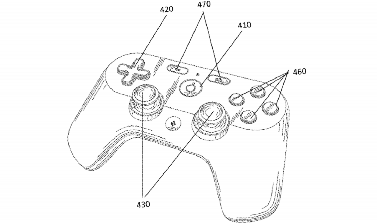 Google's plans for a game controller may have leaked