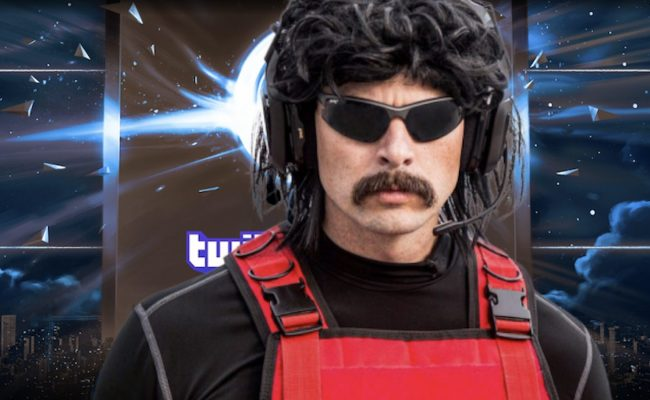 Twitch Streamer Dr Disrespect Banned After Filming Inside