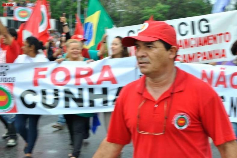 Manifestação Raimundo Bonfim