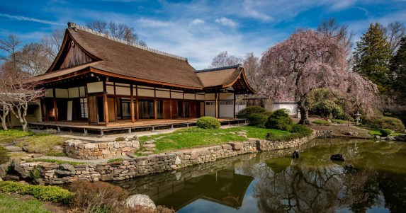 Image result for shofuso house