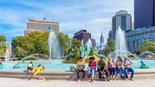 Image result for swann memorial fountain