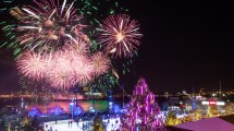 Watch Year Eve Fireworks In Philadelphia