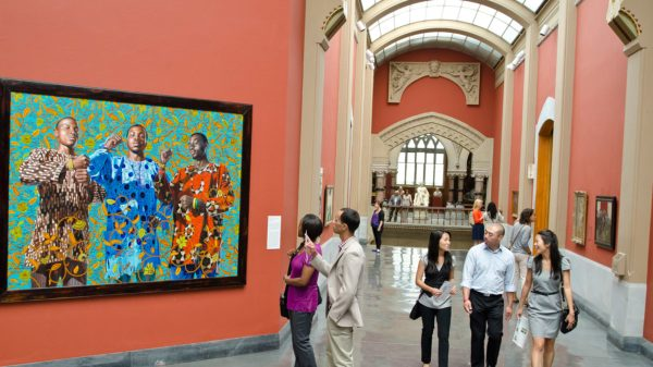 Destinations Showcasing Black Art & Artists In Philadelphia Visit