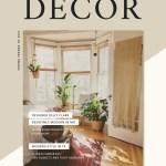 Interior Design Magazine Cover Template Visme