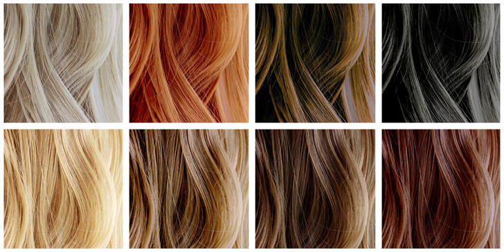 Whats the best hair color for your skin tone? Quiz