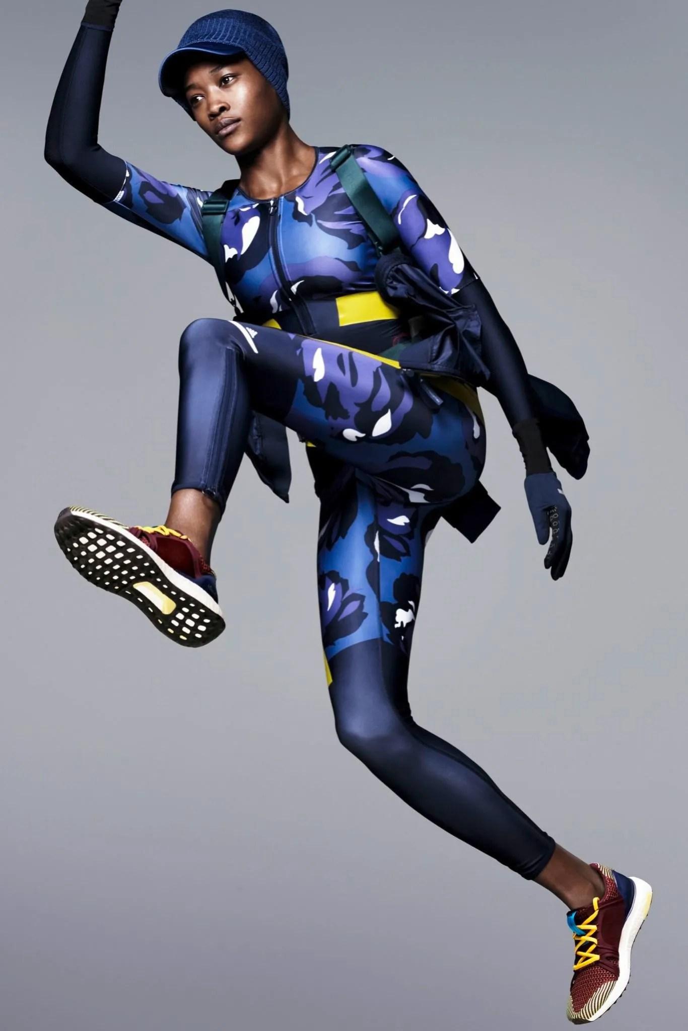 Adidas by Stella McCartney Fall 2015 ReadytoWear