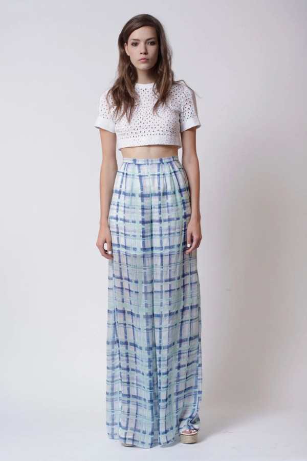 Charlotte Ronson Spring 2014 Ready-wear Collection - Vogue