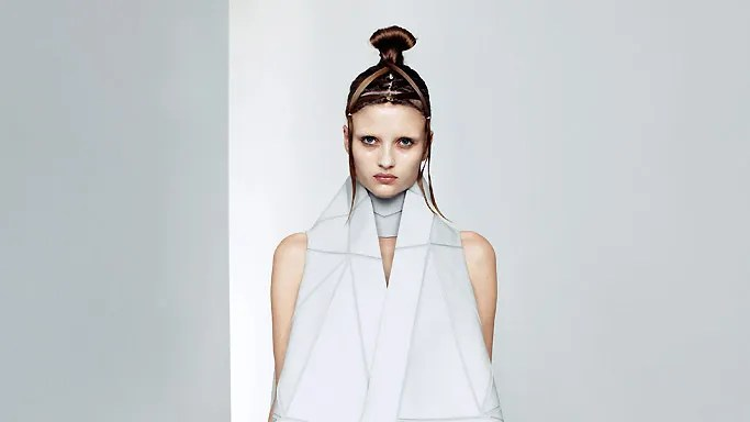 Gareth Pugh Spring 2011 Ready To Wear Collection Vogue