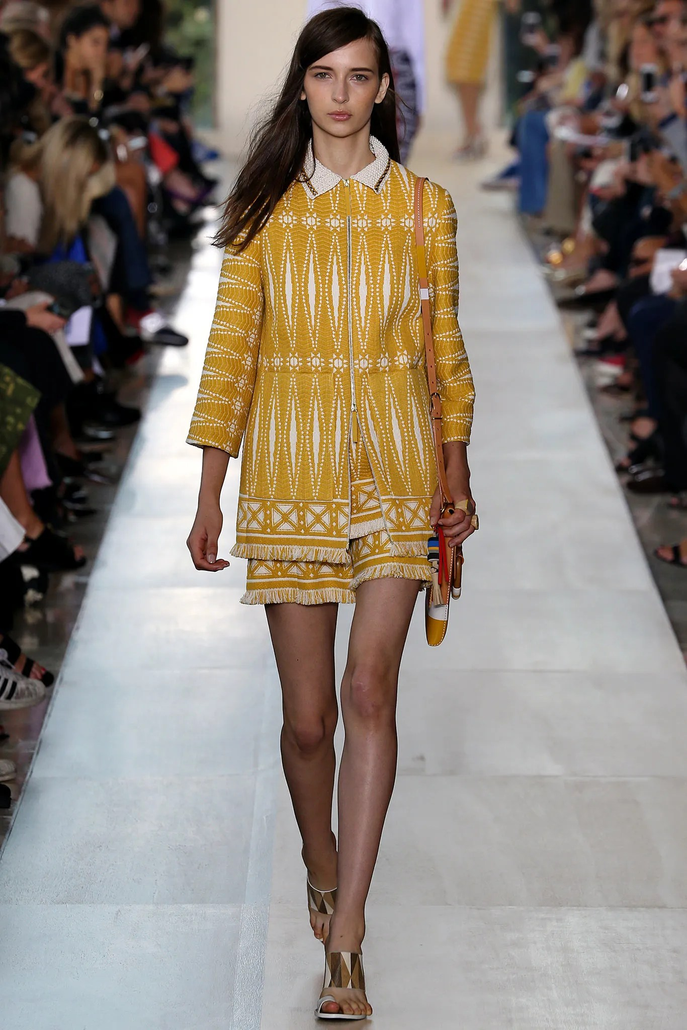 Tory Burch Spring 2015 Ready-to-Wear Collection Photos - Vogue