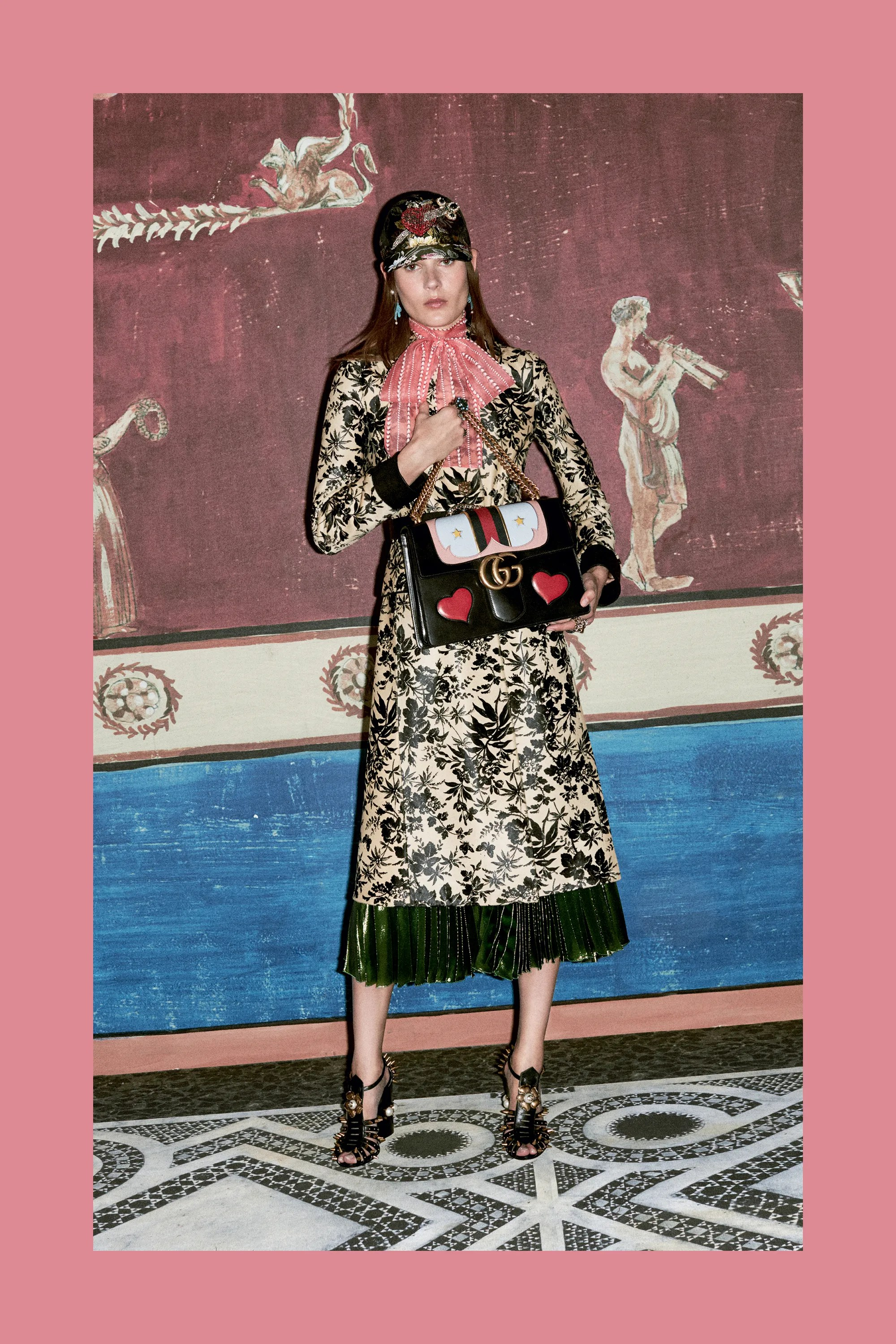Fall Kittens Wallpaper Gucci Pre Fall 2016 Collection Vogue