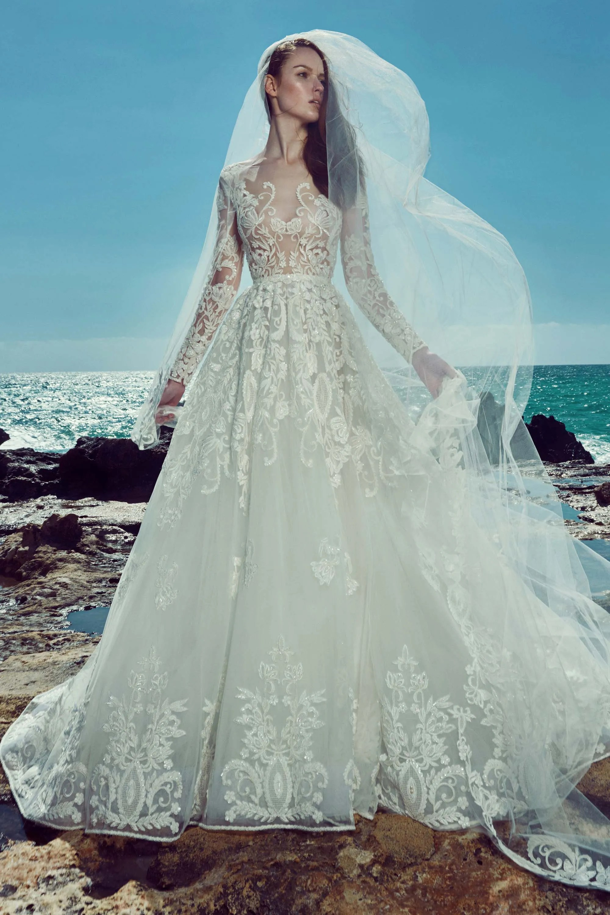 Full Collection: ZUHAIR MURAD | Bridal Collection Spring 2017 ...