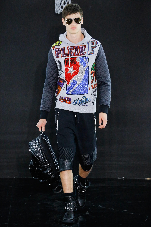 Phillip Plein Spring/Summer 2017 Menswear