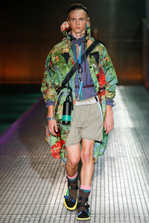 Prada Spring/Summer 2017 Menswear