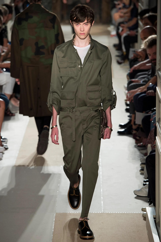 Valentino Spring/Summer 2017 Menswear