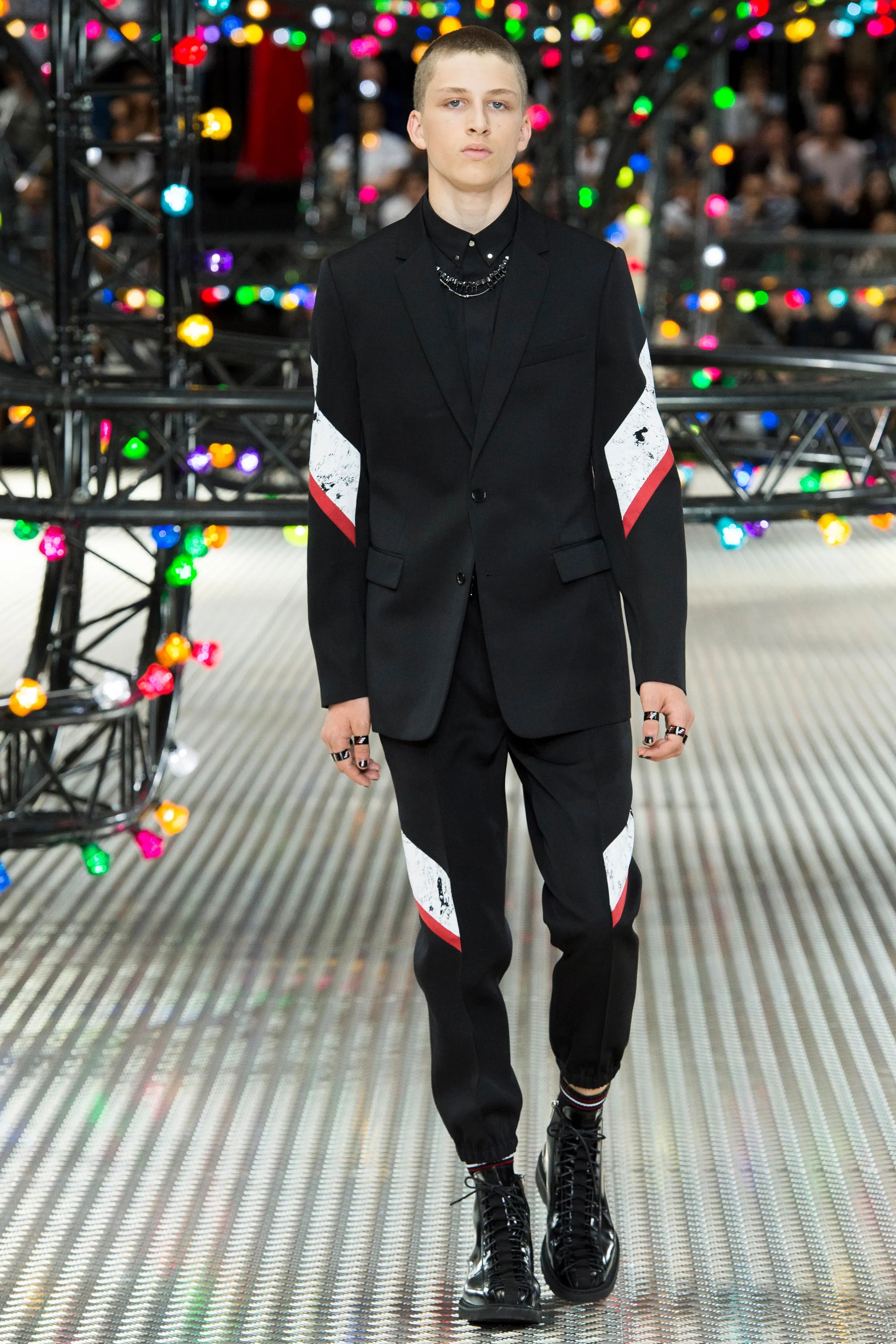 aac8d2fc37 Dior Homme Spring/Summer 2017 Menswear – Subversive Style: Fashion ...