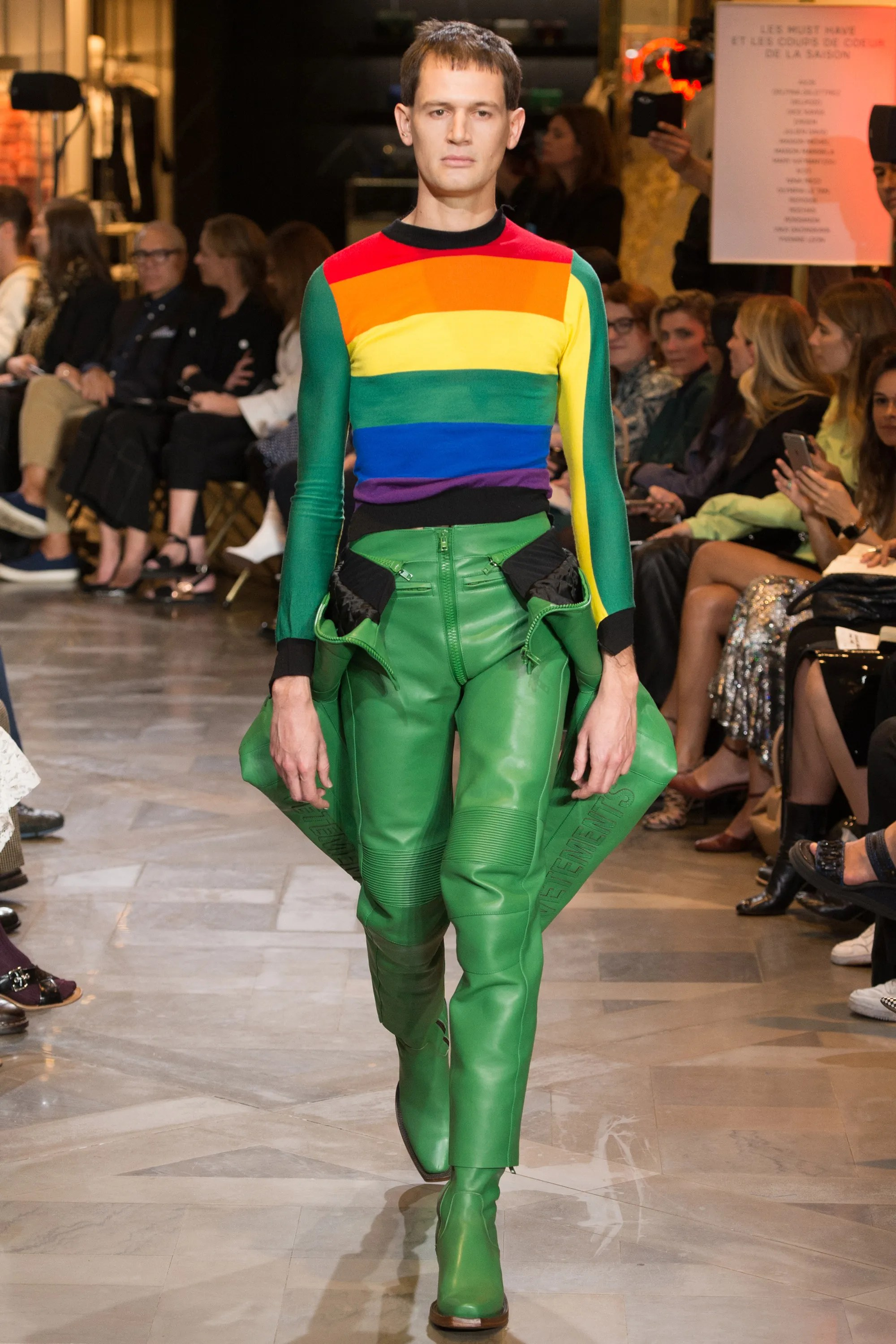 Vetements Spring 2017 ReadytoWear Collection  Vogue
