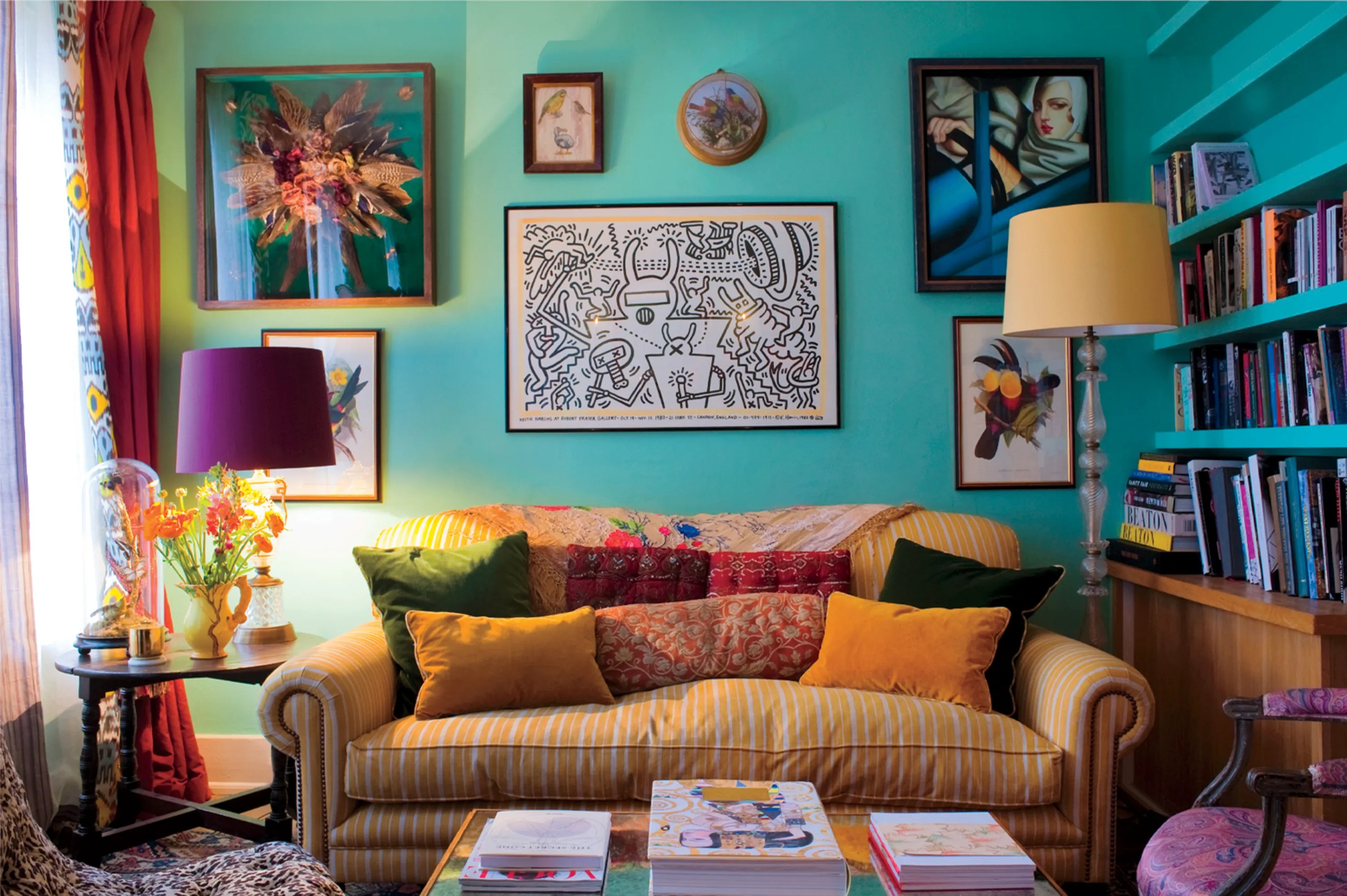 living room ideas with turquoise walls cool colour schemes for rooms the most beautiful in vogue