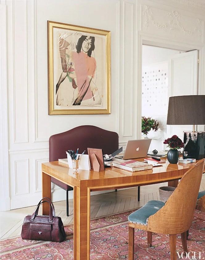L Wren Scott S Parisian Perch Vogue