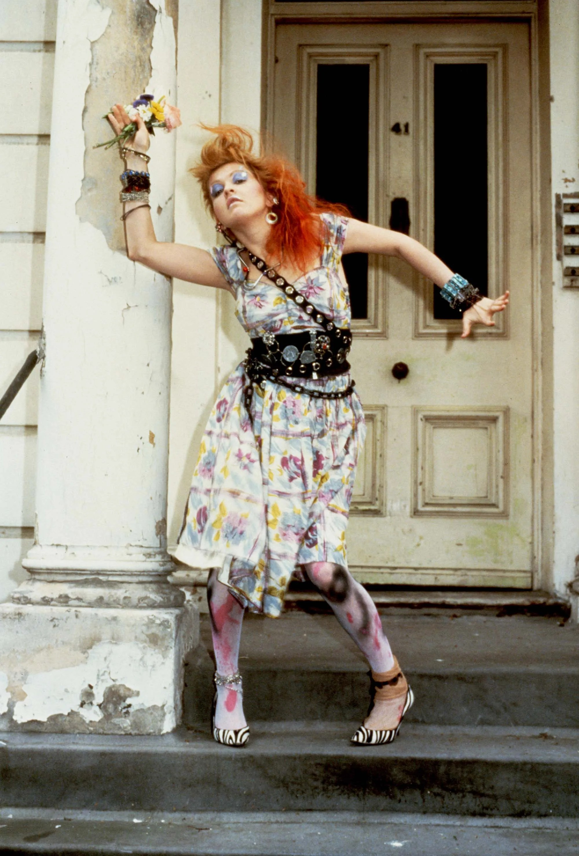 Get Cyndi Laupers Iconic Style Just in Time for Summer