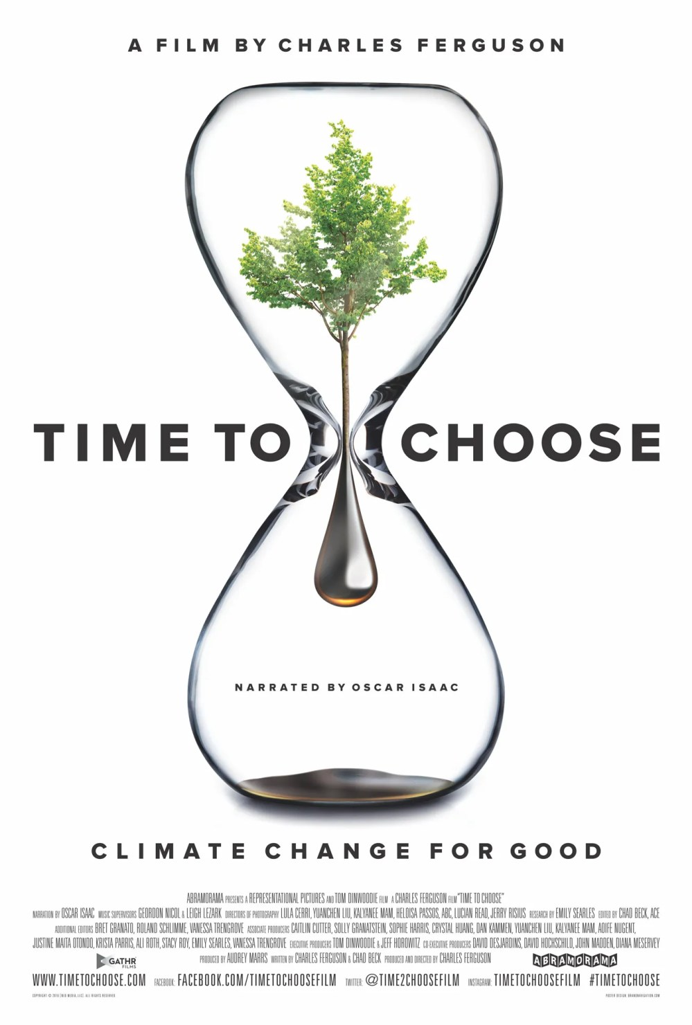 medium resolution of charles ferguson on his hopeful climate change documentary time to choose vogue
