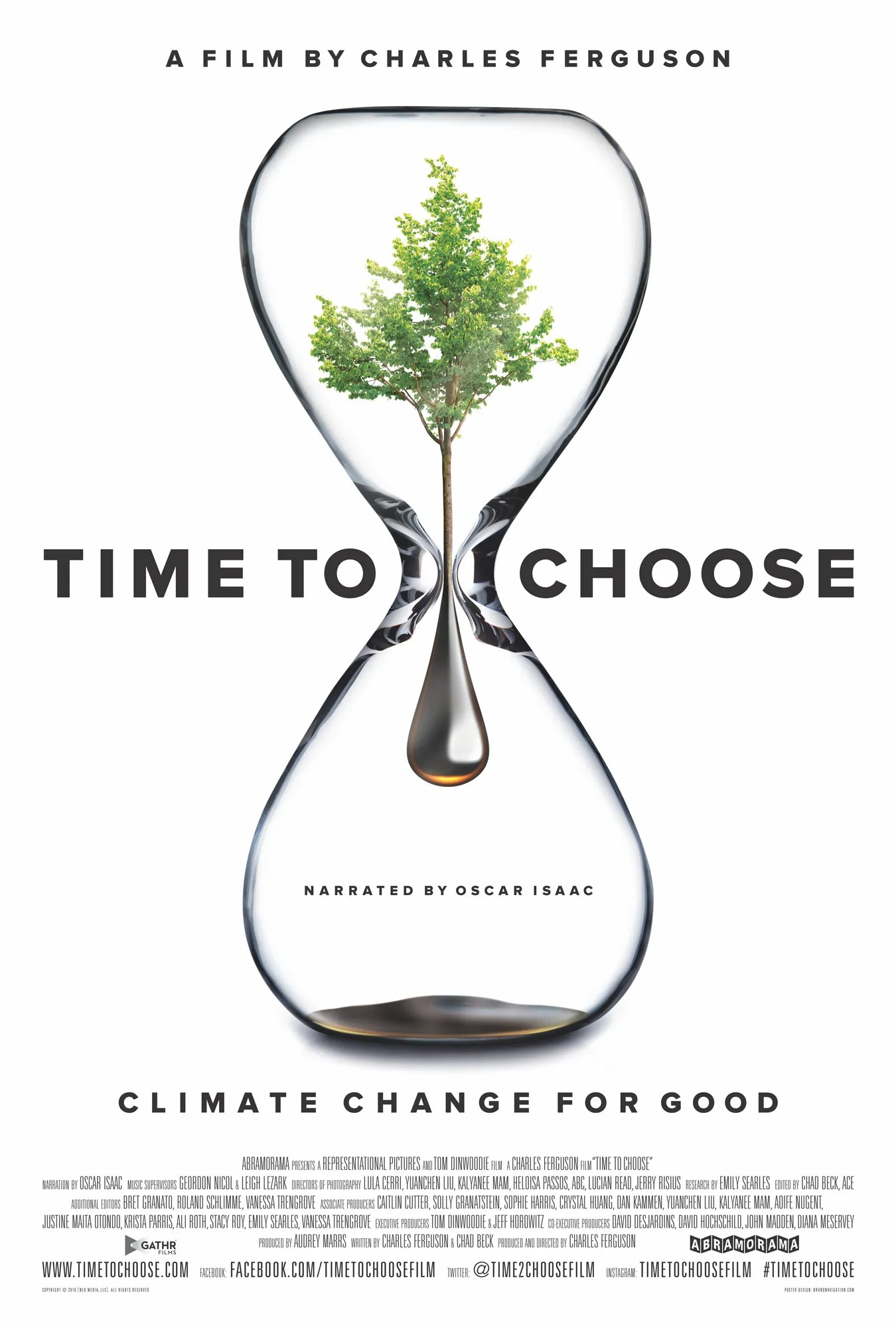 hight resolution of charles ferguson on his hopeful climate change documentary time to choose vogue