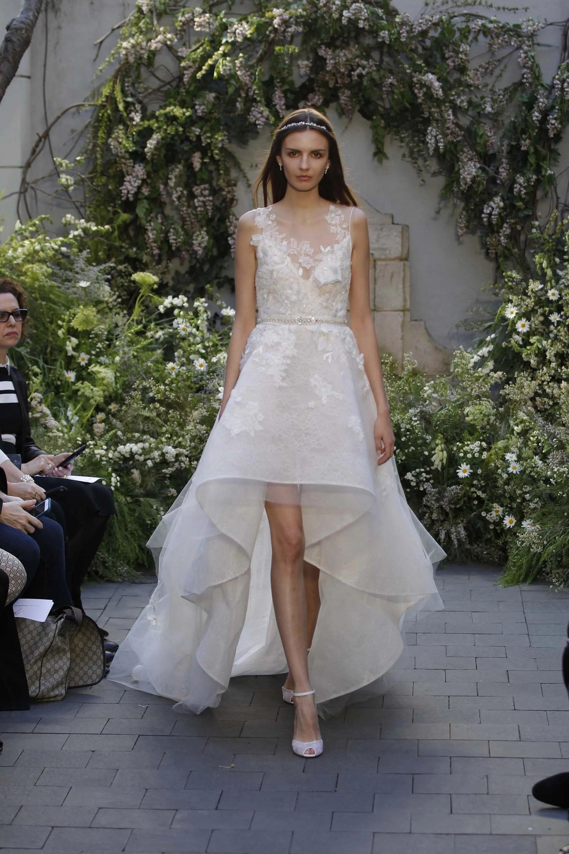 Spring 2017 s Biggest Bridal Trends Vogue