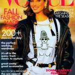 Dressing Like Vogue Cover Girls 1990s Vogue