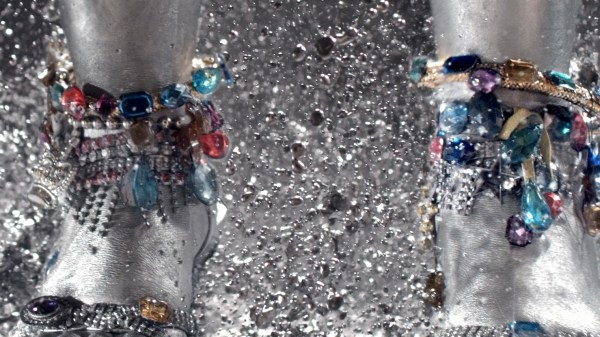 Watch Exclusive Video Of Marilyn Minter' Stiletto