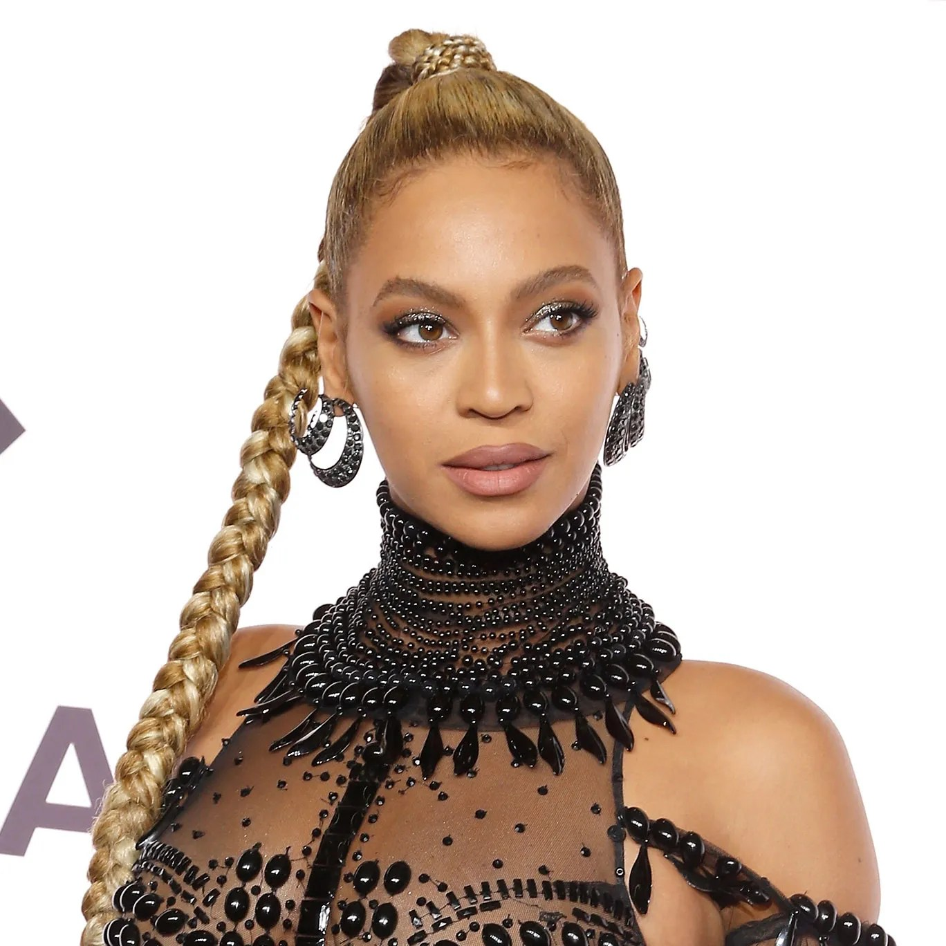 Beyonce Ponytail Hairstyles  Fade Haircut