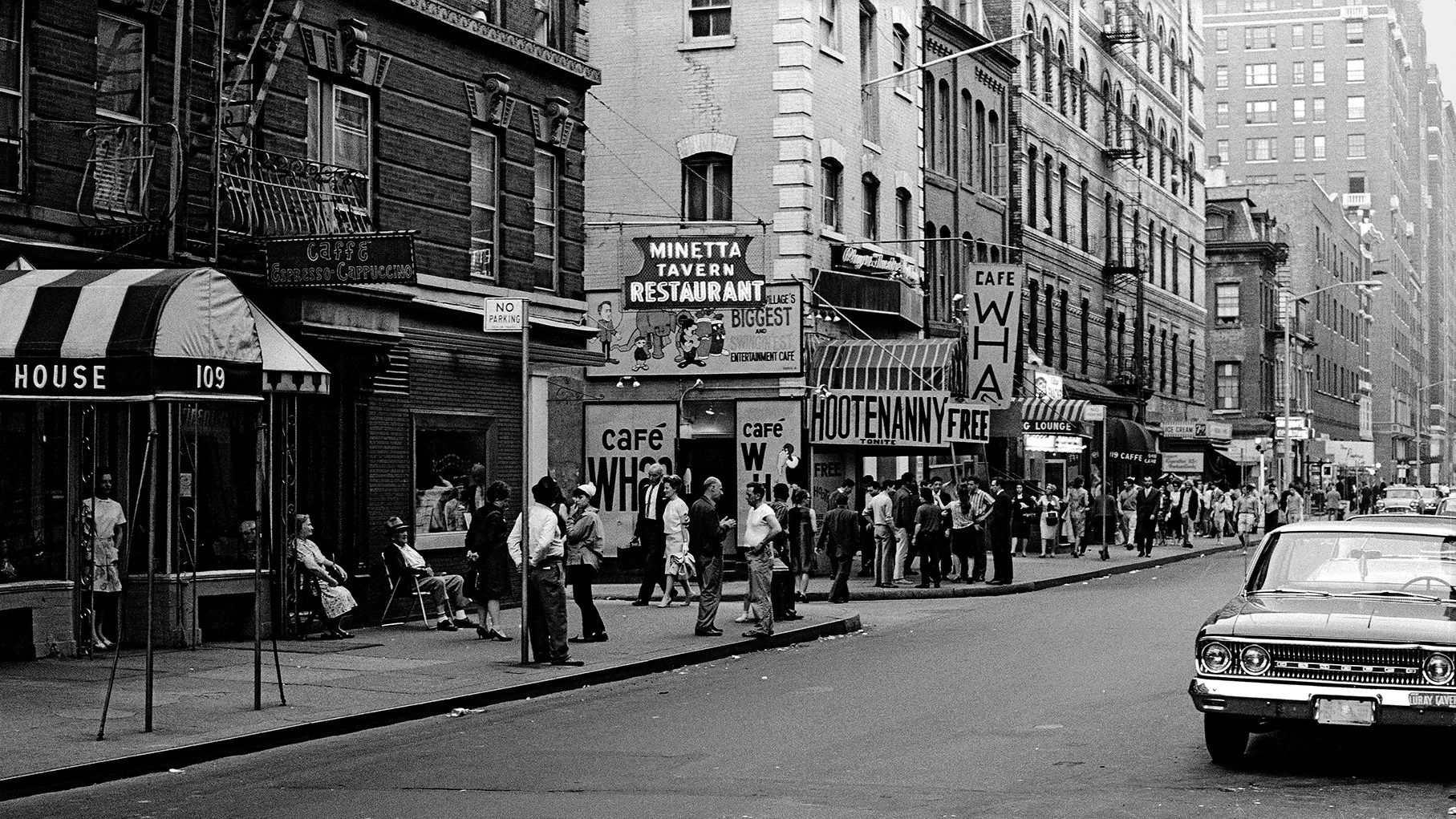 What Happened to Greenwich Village?: Donna Karan, Lou Reed