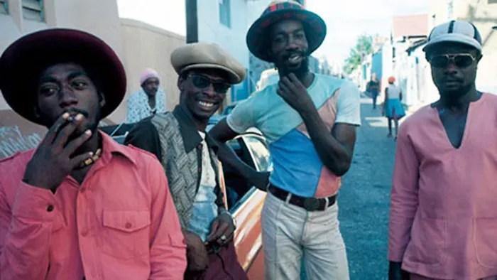 The Style of Classic Jamaican Reggae Film Rockers  Vogue