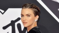 Ruby Rose Wears Braids to the MTV EMAs