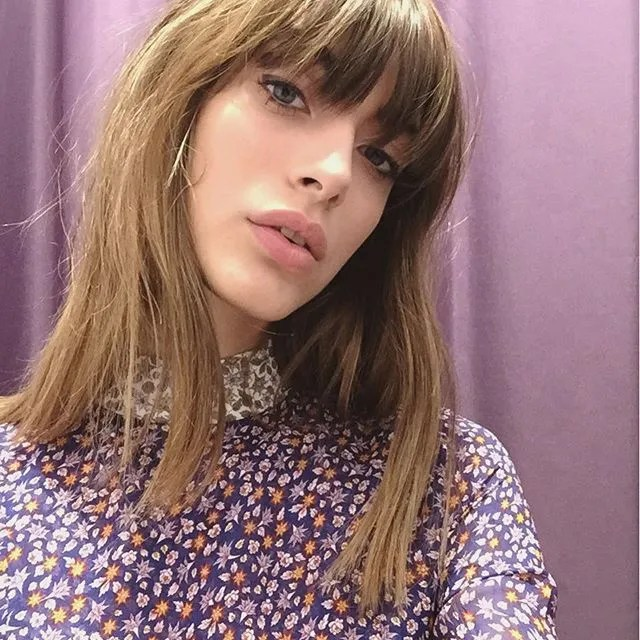 eb0507d9da9 Model Louise Follain S French Girl Beauty Tips Take A Cue From Jane