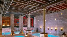 Water Spa Aire Ancient Baths Opens In Manhattan - Vogue