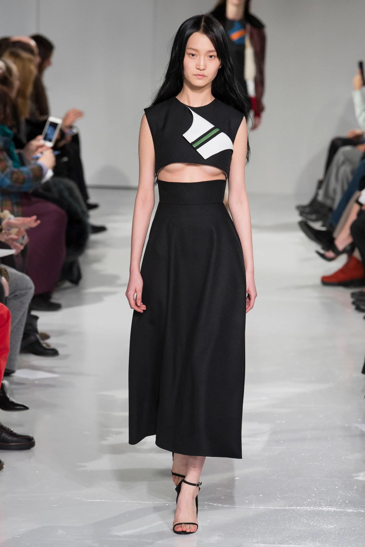 Calvin Klein Collection Fall/Winter 2017 FW17 AH17