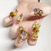 nail sculptures sarah