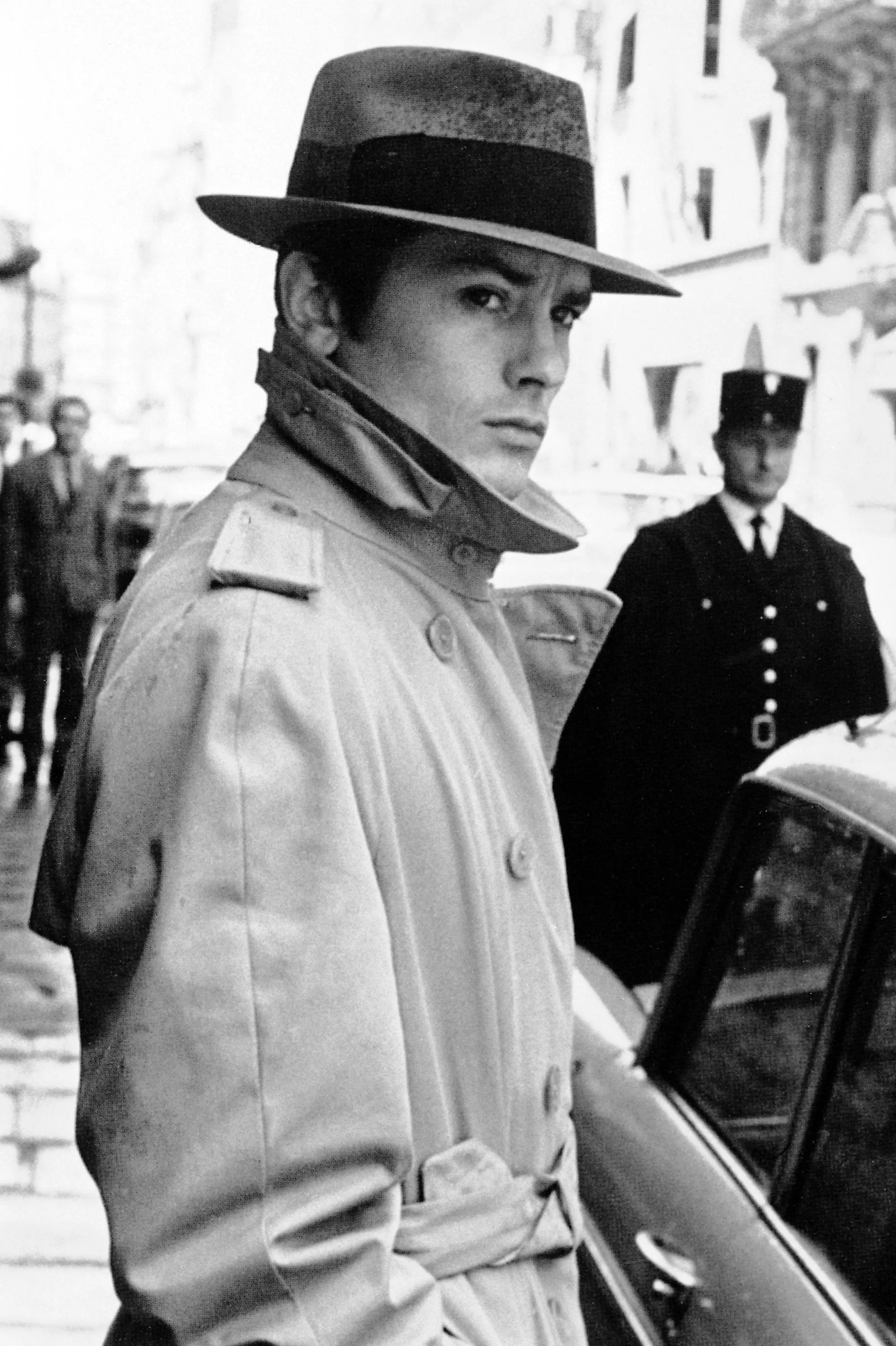 Jean-pierre Melville Films : jean-pierre, melville, films, Jean-Pierre, Melville, Retrospective, Treatment, Vogue