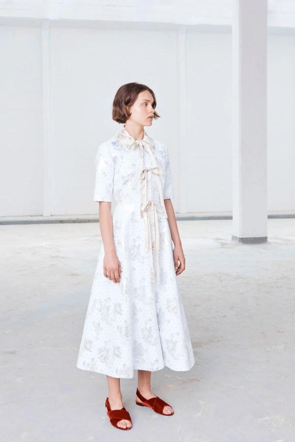 Emilia Wickstead Resort 2018 Collection - Vogue