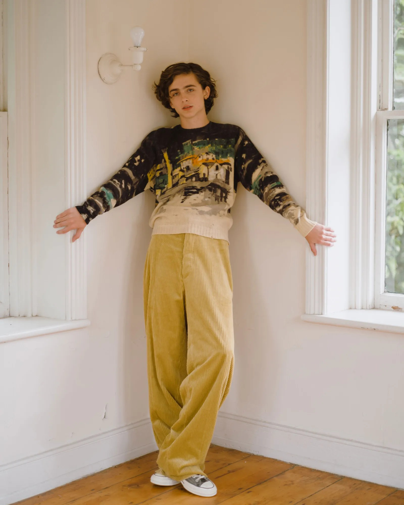 Call Me By Your Name Vo : Name's, Timothée, Chalamet, Having, Vogue