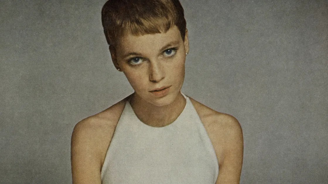 Mia Farrow Revealed Her Shocking Pixie In This 1966 Vogue