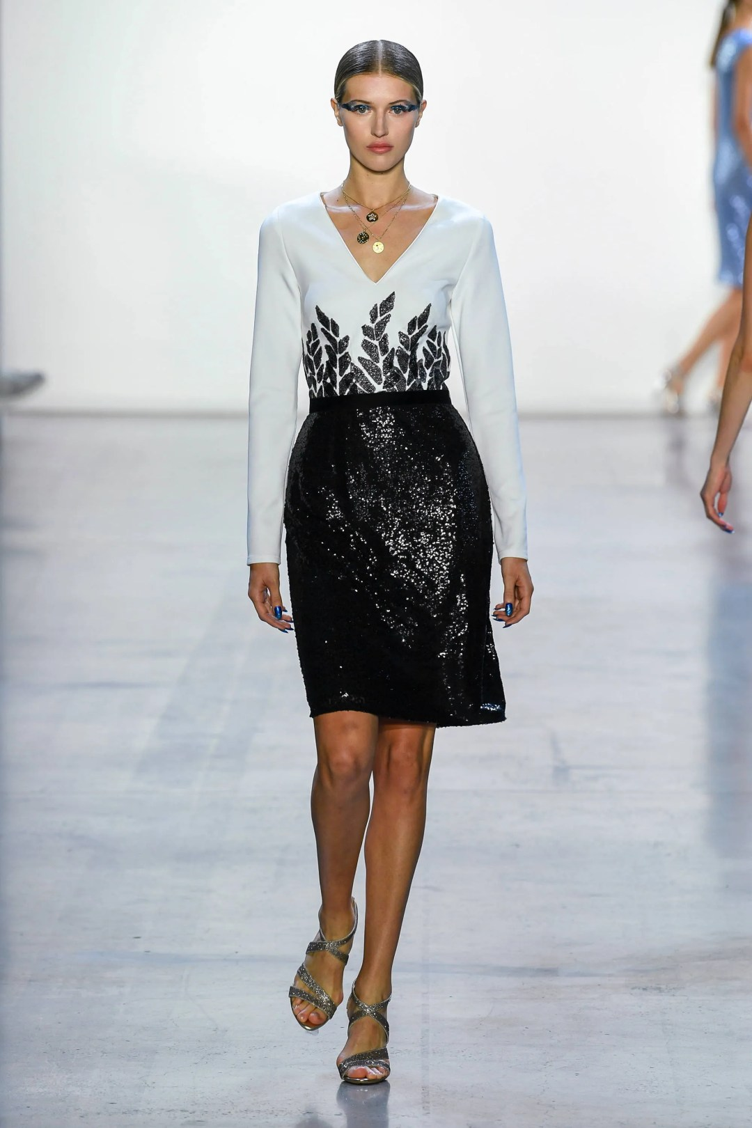 96d2b4bcfd Tadashi Shoji   Fashion Week