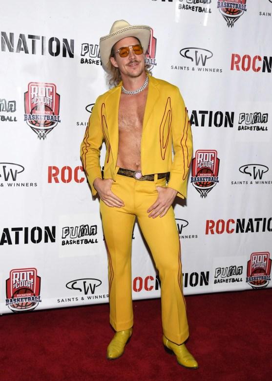 Diplo Wears a Hot Cowboy Suit | Vogue