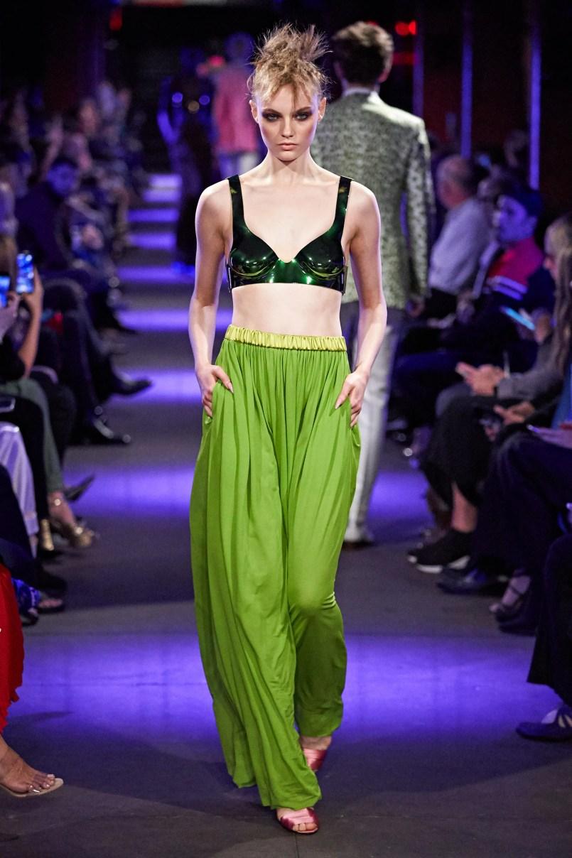 Неделя моды в Нью-Йорке: Tom Ford S/S 2020