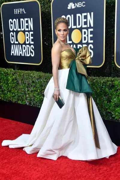 Jennifer Lopez Globurile de Aur 2020