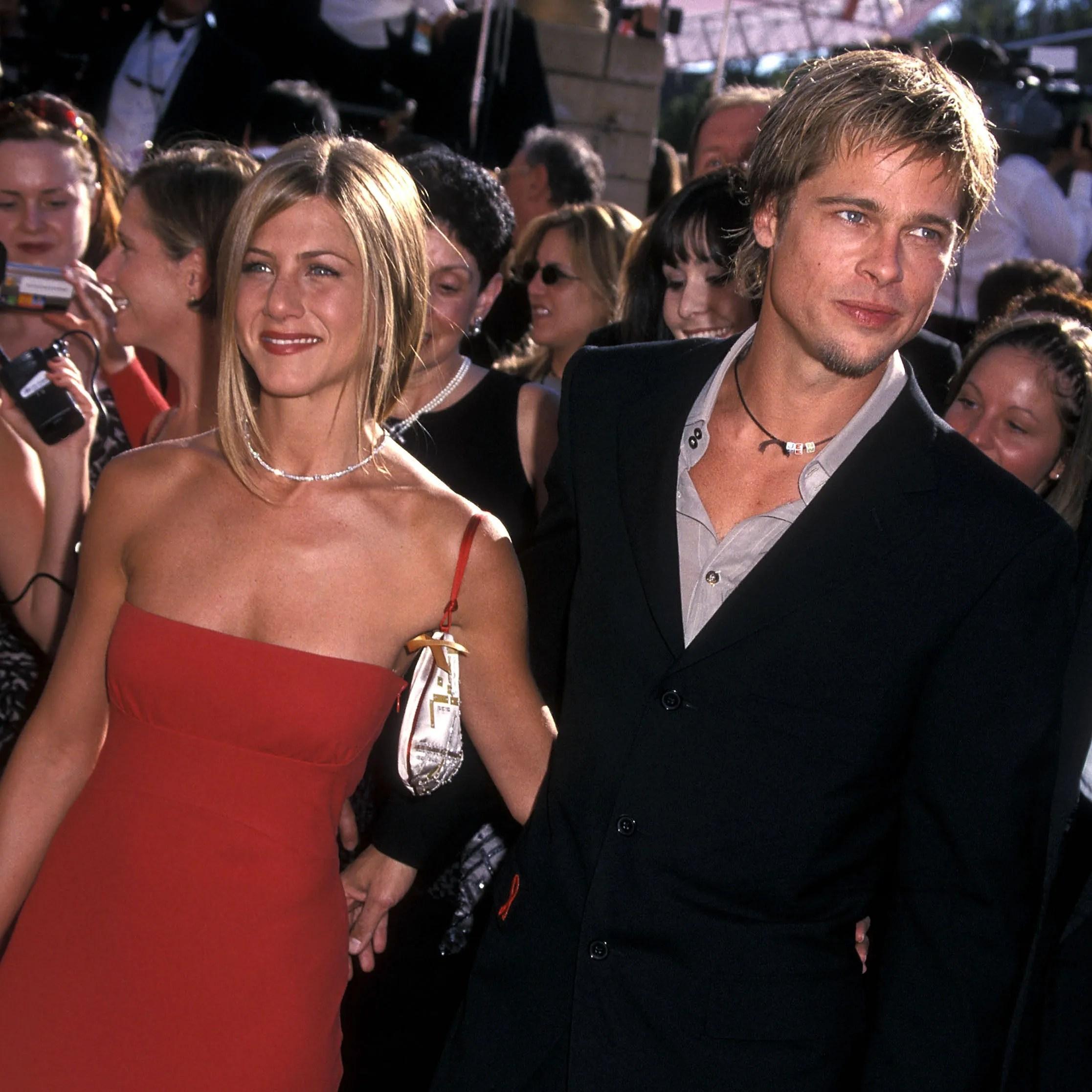 24 Of Brad Pitt And Jennifer Aniston S Best Red Carpet Moments Vogue